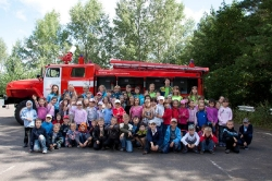 Обучающее занятие Центра противопожарной безопасноти